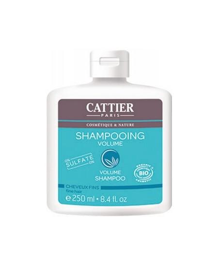 Cattier - Shampoing volume sans sulfate - 250 ml