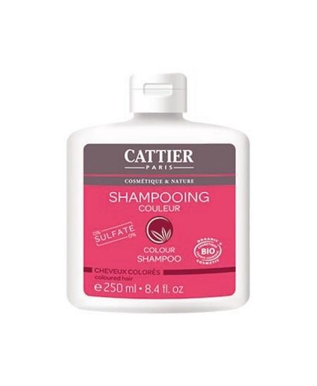 Cattier - Shampoing sans sulfate couleur - 250 ml