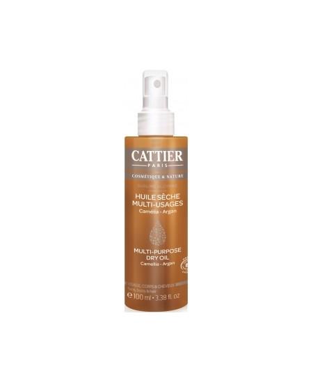 Cattier - Huile sèche Multi Usages Sublime Alchimie - 100 ml