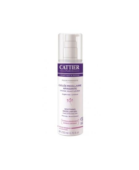 Cattier - Gelée micellaire apaisante Pulpe Fondante - 200 ml