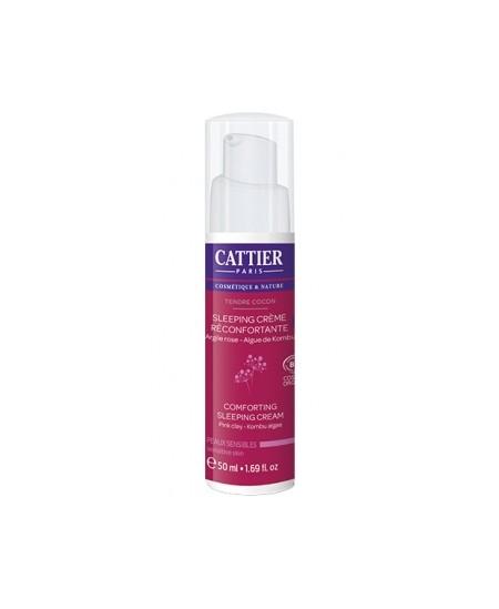 Cattier - Sleeping crème réconfortante Tendre Cocon - 50 ml