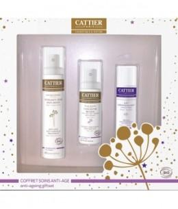 Cattier - Coffret Anti-âge bio - 200 ml