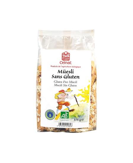 Celnat - Muesli Sans Gluten - 375 gr