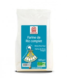 Celnat - Farine de Riz complet - 500 gr