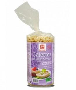 Celnat - Galettes de Riz et Sarrasin - 100 gr