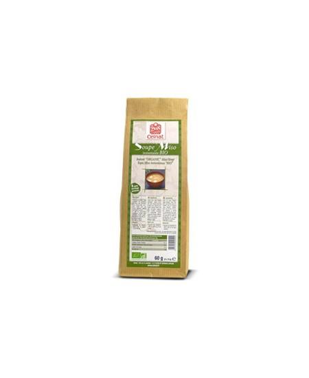 Celnat - Soupe Miso Instantanée BIO - 6 X 10 gr