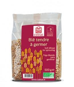 Celnat - Blé Tendre à germer - 500 gr