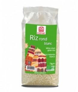 Celnat - Riz rond blanc - 1 kg