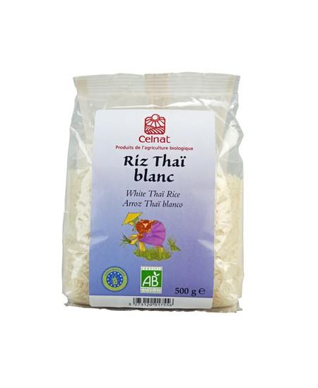 Celnat - Riz Thaï blanc - 500 gr
