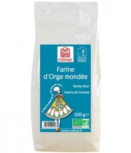 Celnat - Farine d'Orge mondée - 500 gr