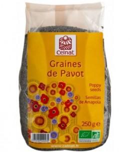 Celnat - Graines de Pavot - 250 gr