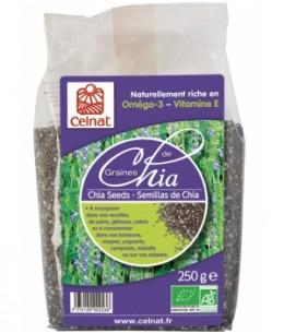 Celnat - Graines de Chia - 250 gr