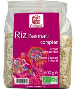 Celnat - Riz Basmati long complet - 500 gr