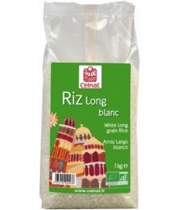 Celnat - Riz long blanc - 1 kg