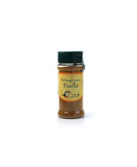 Cook - Mélange paella - 035 gr