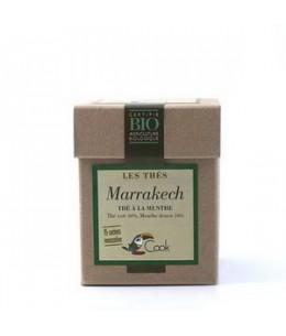 Cook - Thé Marrakech 15 mousselines de 30 gr