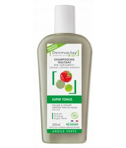 Dermaclay  - Shampoing Super Tonus - 250 ml