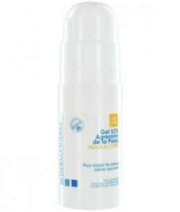 Dermatherm - Purcare Gel SOS au miel, agressions de la peau - 50 ml