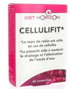 Diet Horizon - Cellulifit - 60 comprimés