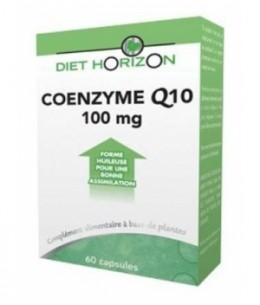 Diet Horizon - Coenzyme Q 10 - 60 capsules