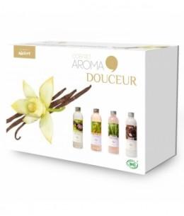 Direct Nature - Coffret AROMA Douceur 4 produits corps