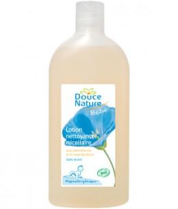 Douce Nature - Lotion nettoyante Camomille Amande douce sans rinçage - 300 ml