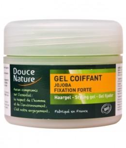 Douce Nature - Gel coiffant fixation forte à l'huile de Jojoba - 100 ml