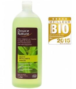 Douce Nature - Shampooing Douche Pétillant Verveine - 1 litre