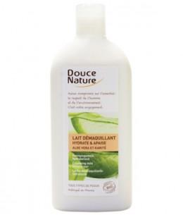 Douce Nature - Lait démaquillant hydratant à l'Aloé Véra - 300 ml