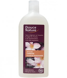 Douce Nature - Douche caresse au frangipanier - 300 ml