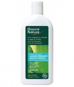 Douce Nature - Shampooing doux Cheveux Normaux - 300 ml
