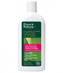Douce Nature - Shampooing Eclat Couleur Grenade Beurre de Karité - 300 ml
