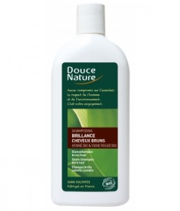 Douce Nature - Shampooing Brillance Cheveux bruns - 300 ml