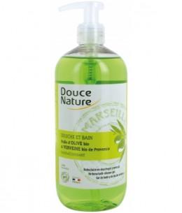 Douce Nature - Douche et Bain verveine bio de Provence - 500 ml