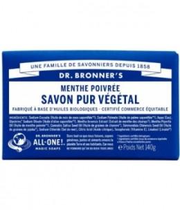 Dr Bronners - Savon solide à la Menthe - 140 gr