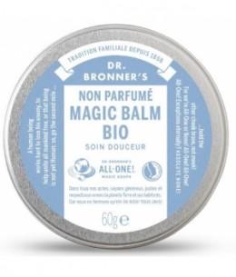 Dr Bronners - Magic balm non parfumé bio - 60 gr