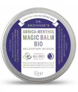 Dr Bronners - Magic balm arnica menthol bio - 60 gr
