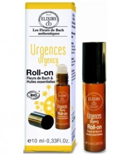 Elixirs And Co - Roll'on URGENCES - 10 ml