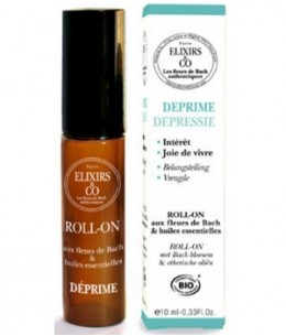 Elixirs And Co - Roll'on DEPRIME - 10 ml