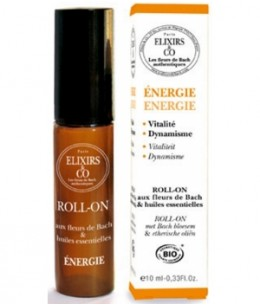 Elixirs And Co - Roll'on ENERGIE - 10 ml