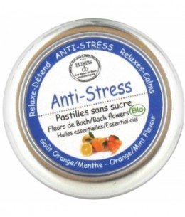 Elixirs And Co - Pastilles Anti stress - 45 pastilles