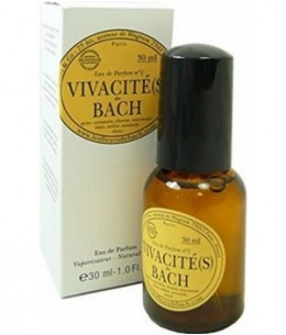 Elixirs And Co - Eau de Parfum Vivacité(s) de Bach 30 ml