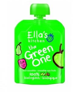 Ella S Kitchen - Gourde The Green One - 90 gr