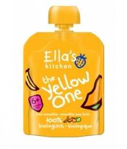 Ella S Kitchen - Gourde The Yellow One - 90 gr