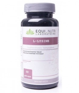 Equi - Nutri - L-Lysine 500 - 60 gélules végétales