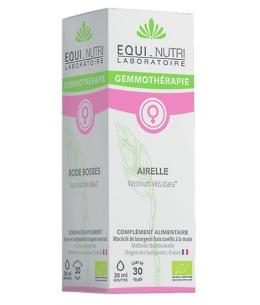 Equi - Nutri - Airelle bio Flacon compte gouttes - 30 ml