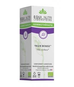 Equi - Nutri - Vigne rouge bio Flacon compte gouttes - 75 ml