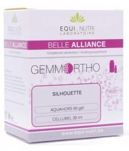 Equi - Nutri - Duo Silhouette 60 gélules + Flacon - 100 ml