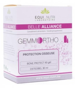 Equi - Nutri - Duo Protection Osseuse - 60 gélules + Flacon 30 ml