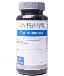 Equi - Nutri - Pidostress Complexe N° 21 - 60 gélules